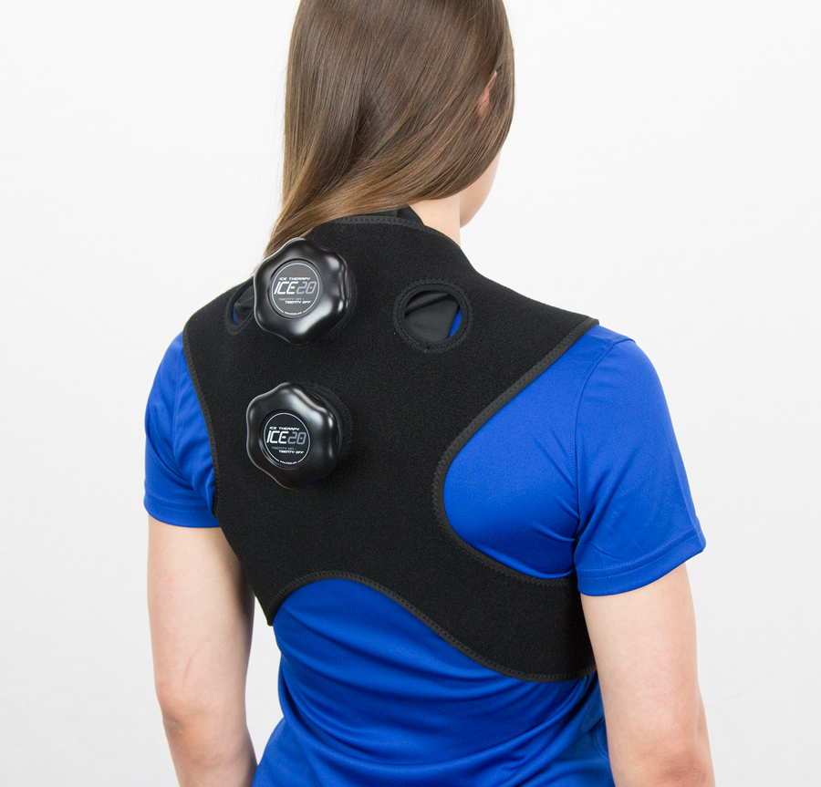 Ice20® Neck and Traps ice therapy (Prod 1504071S)